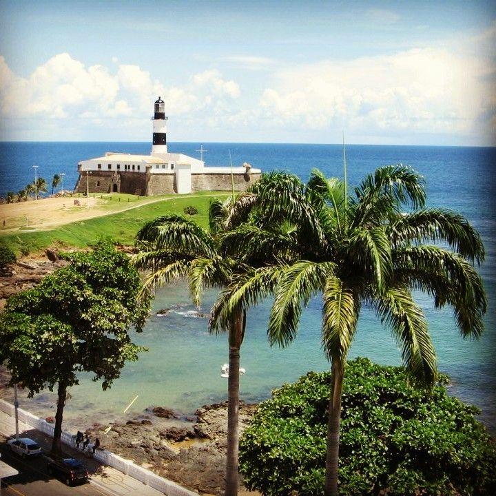 Farol da barra/ Salvador-Bahia