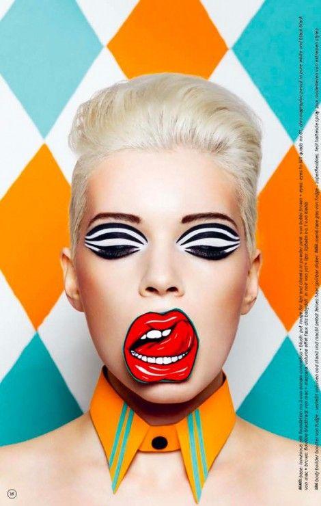 Paper Pop by Thomas Knieps for 74 Magazine | cynthia reccord