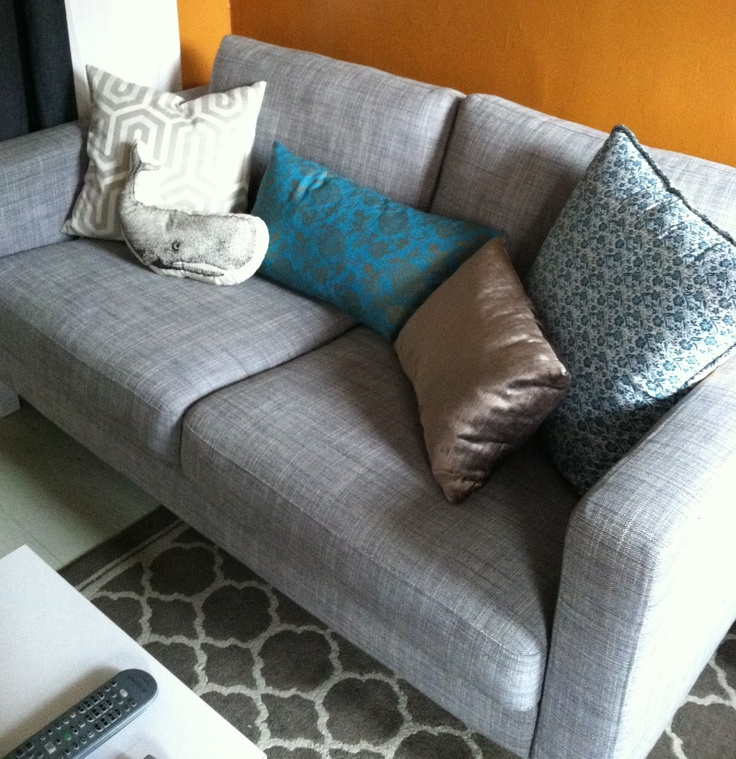 Karlstad Ikea Love Seat Scored On Craigslist Living Room Pinterest Dress Up Love Seat And
