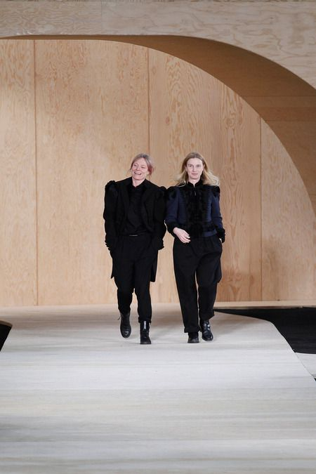 Luella Bartley and Katie Hillier Marc by Marc Jacobs Fall 2014 Ready-to-Wear