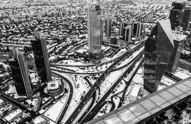 İstanbul Sapphire 55th floor by Altan Biket - Photo 95169075 - 500px