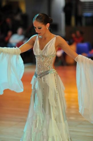 F C Bce F A Eb on Foxtrot Dance Pattern