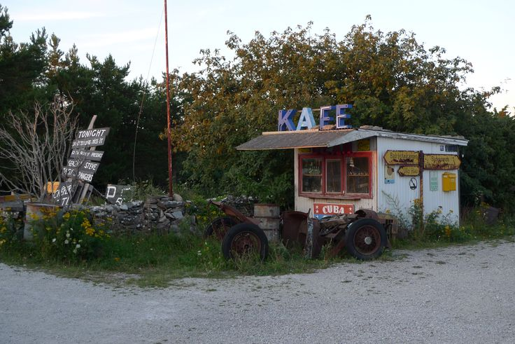 Farö, Gotland, August 2011