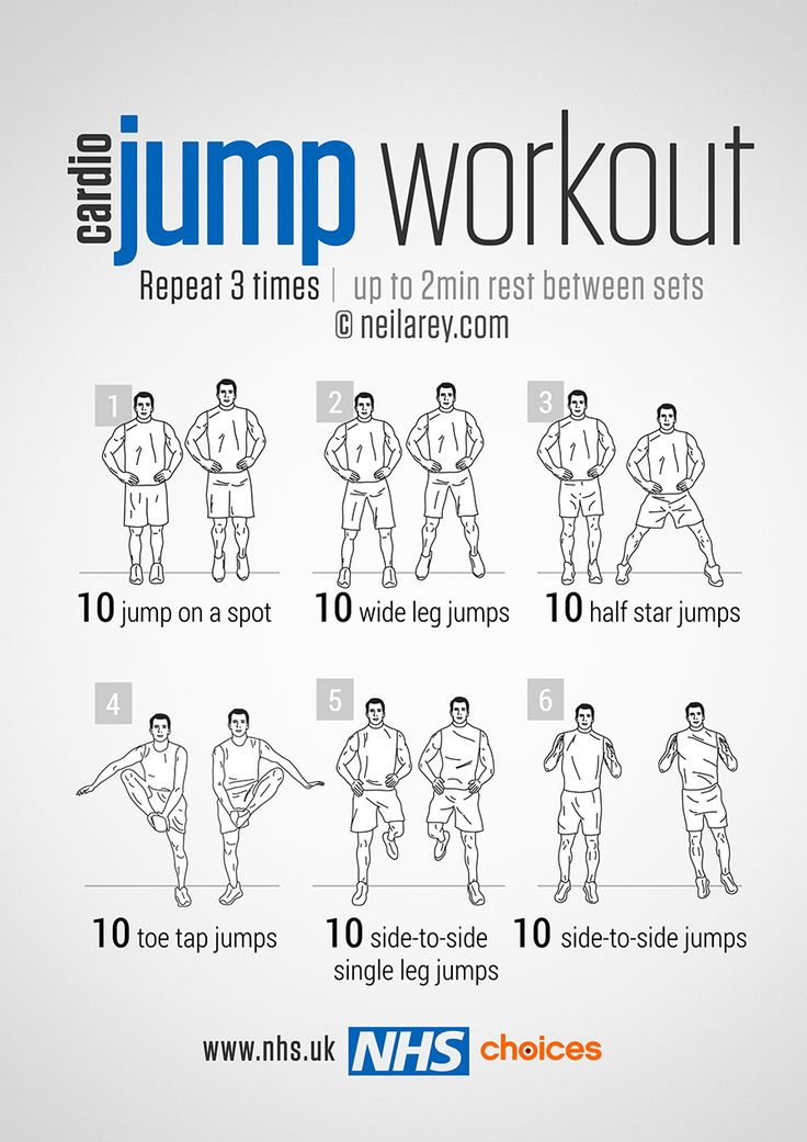 Cardio Workouts » Health And Fitness Training