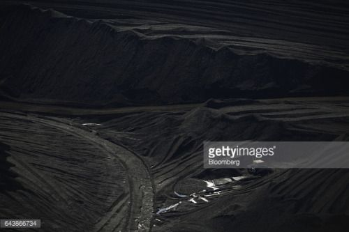 02-24 A coal mound stands at the NRG Energy Inc. WA Parish... #novagorica: 02-24 A coal mound stands at the NRG Energy Inc. WA… #novagorica