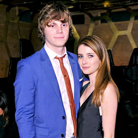Emma Roberts was arrested for domestic violence after a fight with boyfriend Evan Peters - find out how they're coping.