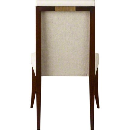 Baker Furniture : Atelier Dining Side Chair - 8642 : Thomas Pheasant : Browse Products