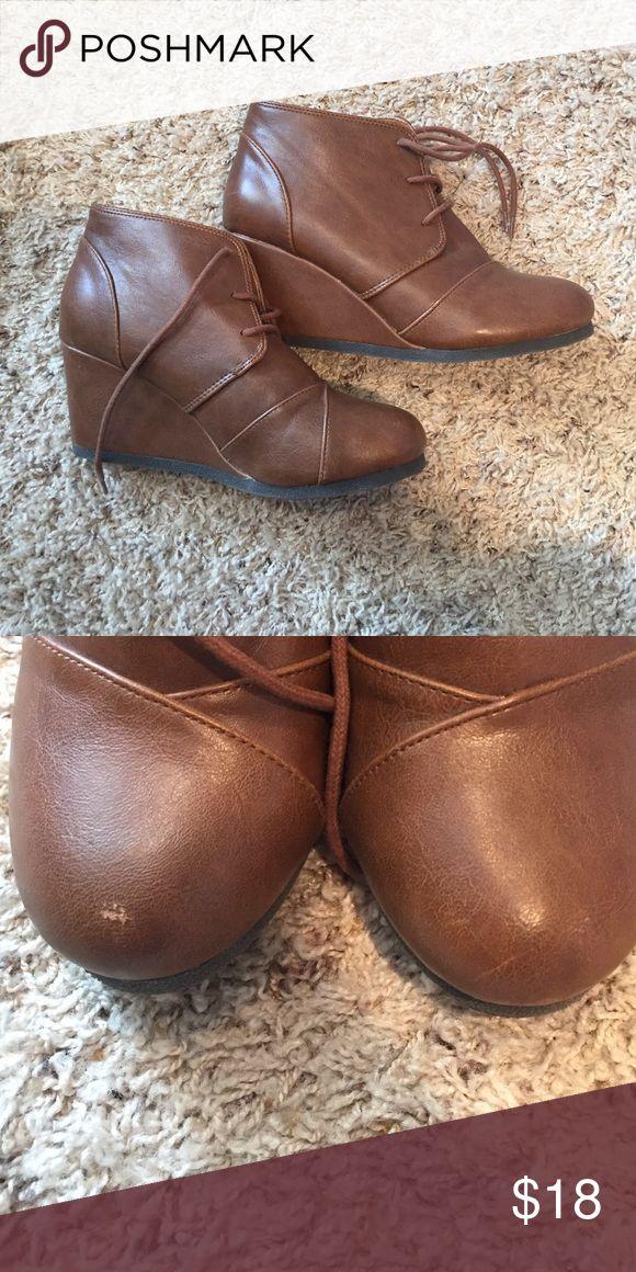 Tilly's wedges. Tilly's wedges. Size 8. Tilly's Shoes Wedges