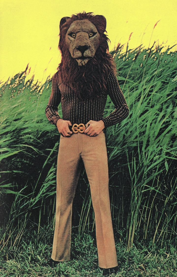 .: Belts Buckles, Animal Aswith, Leo Man, Art Inspiration, Lion Man, Animal Fair, Anthropomorphic, 70S Style, 70S Lion