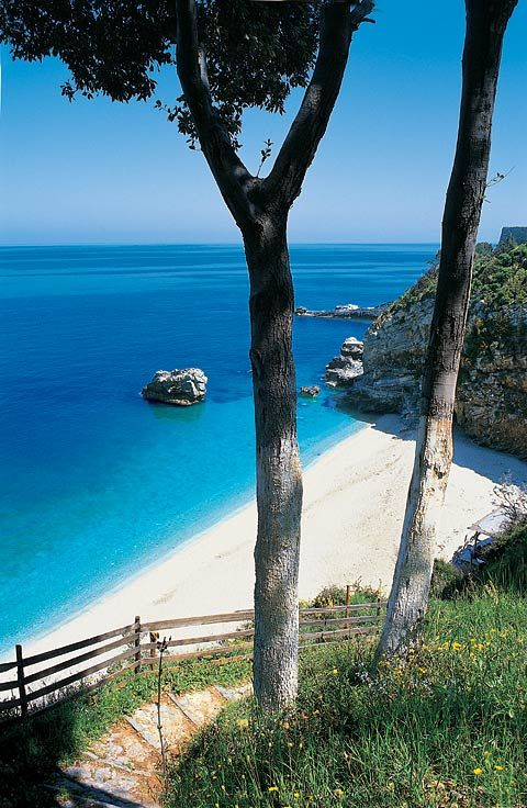 Mylopotamos Beach, Greece #paradise #beach Don't forget when traveling that electronic pickpockets are everywhere. Always stay protected with an Rfid Blocking travel wallet. https://igogeer.com for more information.