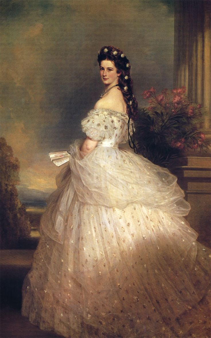 Sisi The Empress Of Austria And The Queen Of Hungry