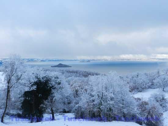 Montefiascone (VT) - Il lago di Bolsena - by Alessandro Fabri (02-2012)