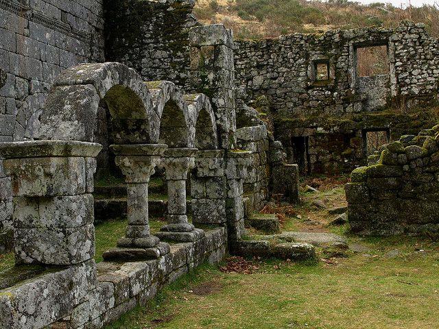 Gerês 2008 - Convento - Pitões das Júnias, Portugal