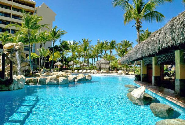 Occidental Grand Aruba - All-Inclusive love the swim-up bar and beautiful pool! #aioutlet