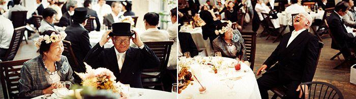 Guest/ ゲスト/シルクハット/花冠/crazy wedding / ウェディング / 結婚式 / オリジナルウェディング/ オーダーメイド結婚式