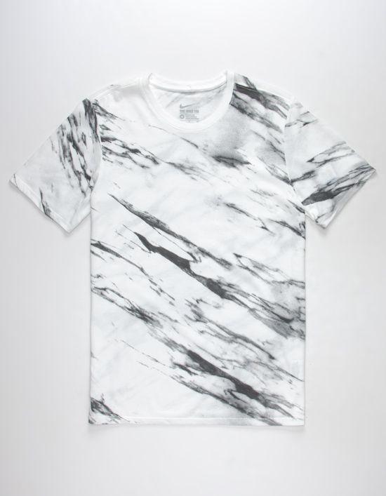 "Nike ""set in stone"" T shirt"
