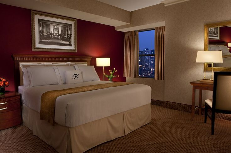 The Roosevelt Hotel, New York City - Hotels.com - Hotel rooms with reviews. Discounts and Deals on 85,000 hotels worldwide