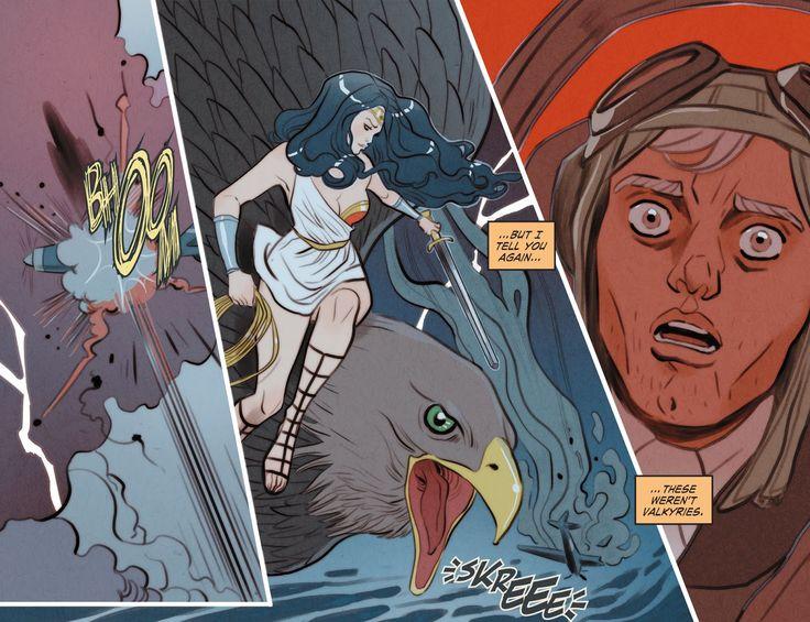 DC Comics: Bombshells     Issue #2     - Read     DC Comics: Bombshells     Issue #2     comic online in high quality
