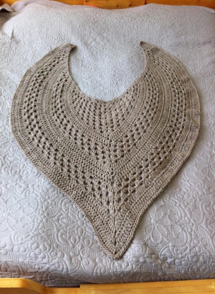 Gemaakt met Tweed van de Zeeman en haaknaald 8