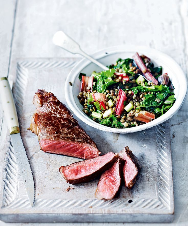 The red meat and leafy greens in this midweek recipe are a great source of the vitamins that contribute to memory.
