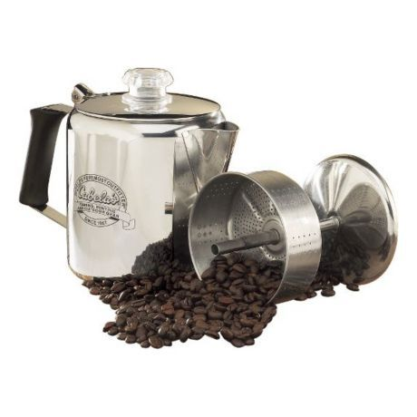 Cabela's Stainless Steel Stove-Top Coffee Pots | Cabela's Canada