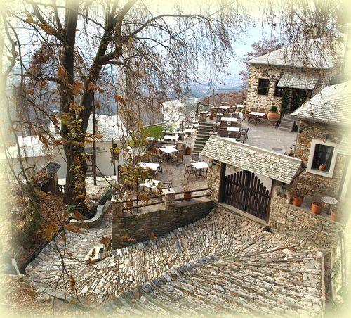 makrinitsa | Pelion, the mountain of the Centaurs