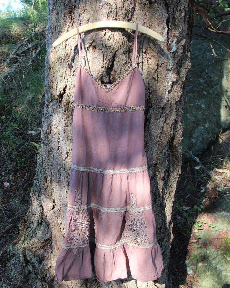 Earthy Fairy Dress