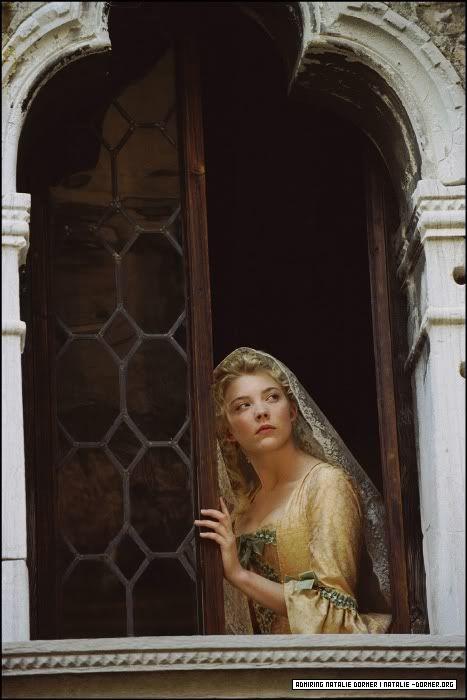 Castle window...