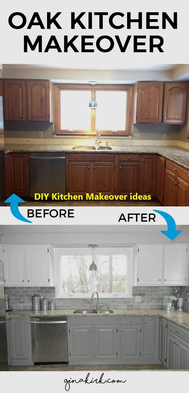 11 Diy Ideas For Kitchen Makeover Kitchen Diy Makeover Kitchen Renovation Kitchen Cabinet Plans