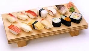 SUSHI : Bouchée riz-poisson