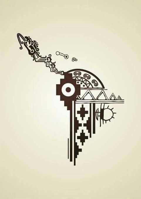 Diseño aborigen
