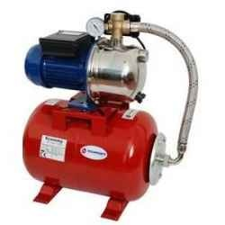 So, what is a hydrophor pump anyway? It is a water pump for maintaining and regulating water pressure in the shower nozzles and everywhere else...