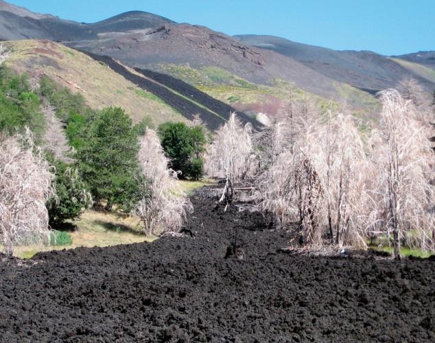 Etna and Alcantara Gorges excursions - Hotel Taormina Villa Ducale