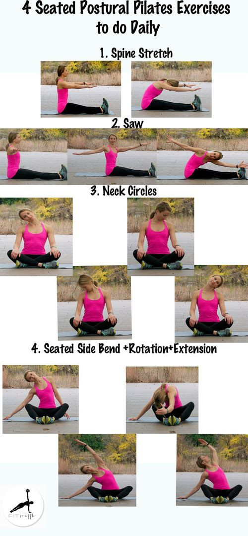 Pilates Exercise for Good Posture
