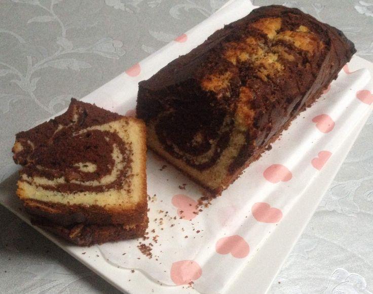 Dit marmercake recept is ideaal voor wanneer je zin hebt in een cake zonder al te veel gedoe. Een simpele cake. Maar toch nog interessant genoeg om het te wille
