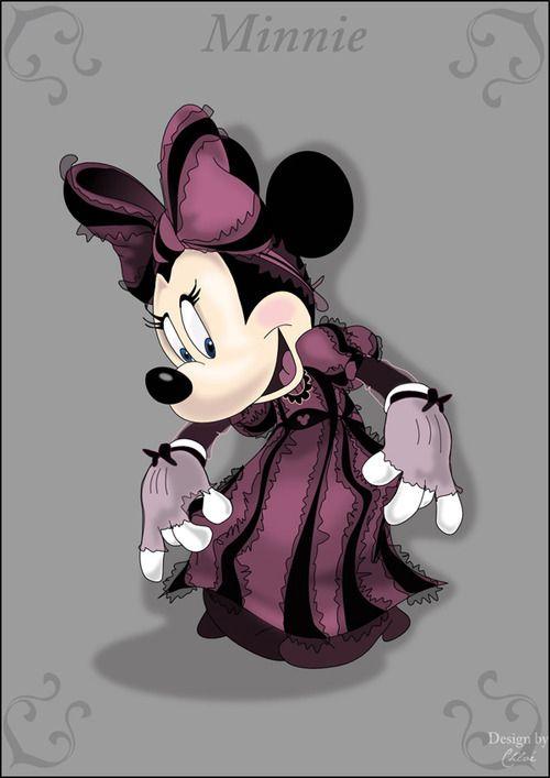 547 besten minnie mouse bilder auf pinterest disney. Black Bedroom Furniture Sets. Home Design Ideas