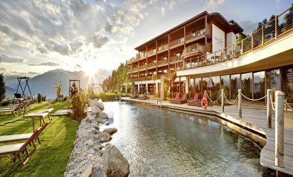 Hotel Chalet Mirabell Hafling Avelengo near Merano | 4 star superior hotel South Tyrol | Wellness & Family hotel Italy