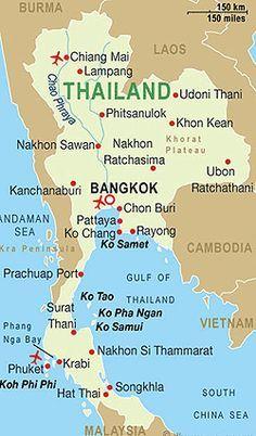 Como montar um Roteiro de Viagem para Tailândia, país sensacional