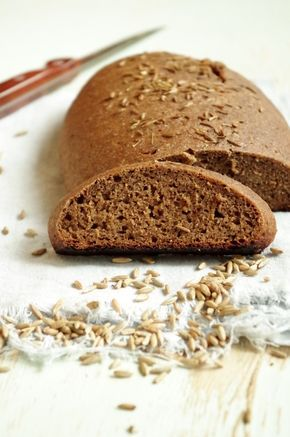 Литовский домашний хлеб (Lietuviška naminė duona)