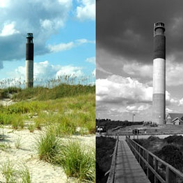 Oak Island Lighthouse | Oak Island Lighthouse | Oak Island Accommodations