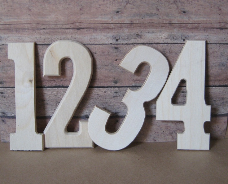 TABLE NUMBERS RUSTIC Wooden Wedding Decorations Bridal Party Tea Wedding  Reception Easter Bridal Shower Baby Shower