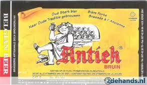 Antiek Blond - Brouwerij Deca, Woesten (België) - Beoordeling GGOB 6,4. Eigen beoordeling: 6,5