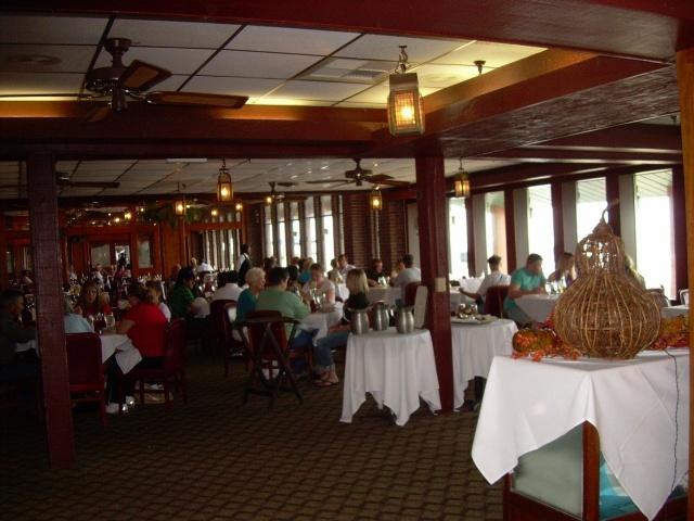 Gaidos restaurant in Galveston