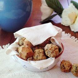 Zucchini Mini Muffins recipe