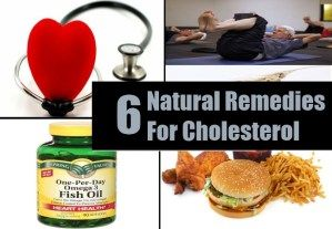 6 Natural Remedies For Cholesterol