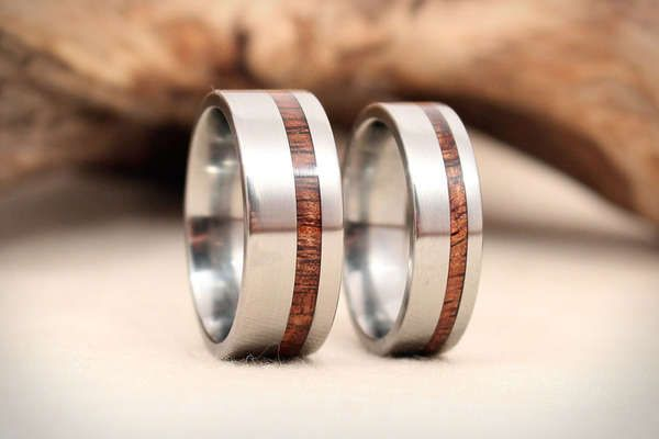 The Wedgewood Rings Are Handmade Out of Eco-friendly Materials trendhunter.com