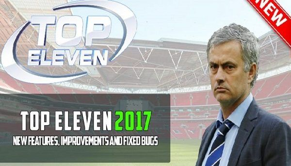 top eleven mod apk latest version