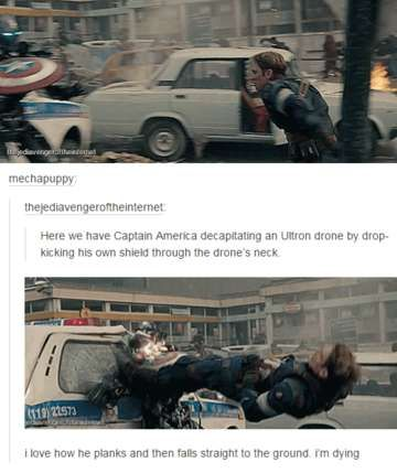 "22 of The Funniest ""Avengers"" Tumblr Posts to Date - Dose - Your Daily Dose of Amazing"