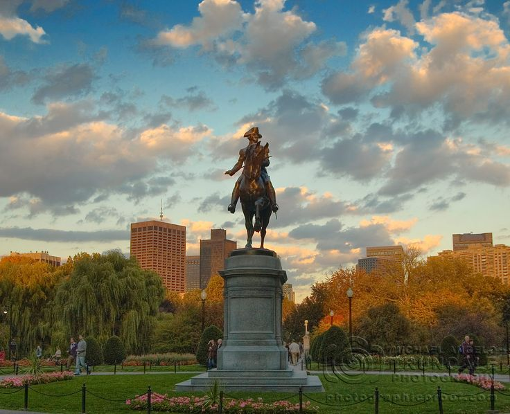 Boston Common - Boston, MA