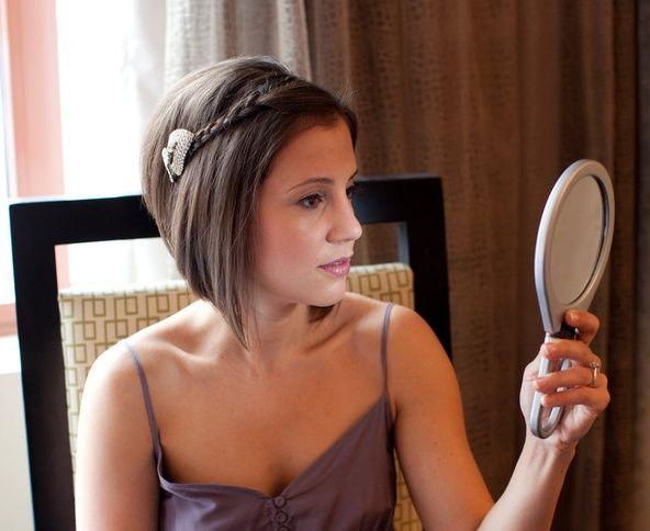 Superb 1000 Images About Wedding Hair On Pinterest Short Hair 2014 Hairstyles For Women Draintrainus